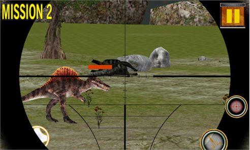 Dino Hunter at Mountains 6