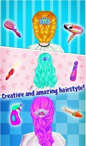 Princess Valentine Hair Style 3
