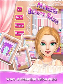Princess Beauty Salon 1