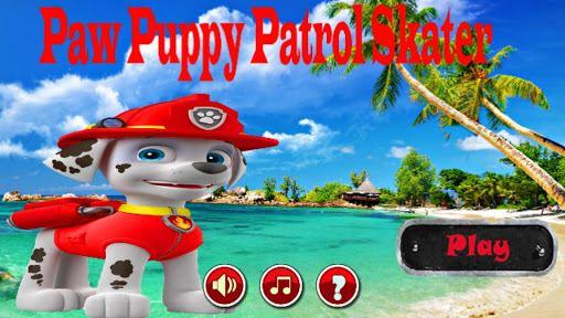 Paw Puppy Patrol Skater 2
