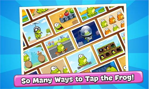 Tap the Frog 5