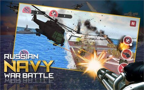 Navy War Battle Gunner 4