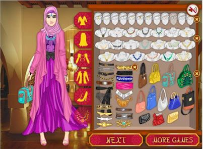 Hijab Fashion Designer Game 6