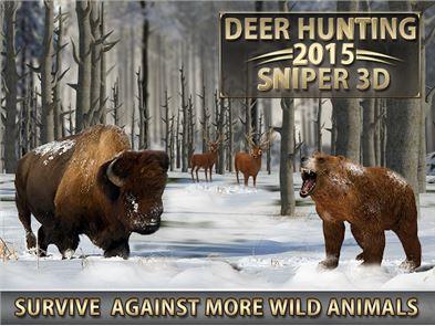 Deer Hunting – 2015 Sniper 3D 2