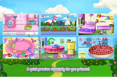 Princess Castle: Royal Life 4