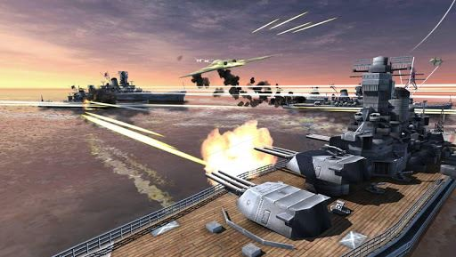 World Warships Combat 3