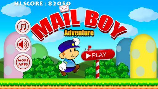 Mail Boy Adventure 1