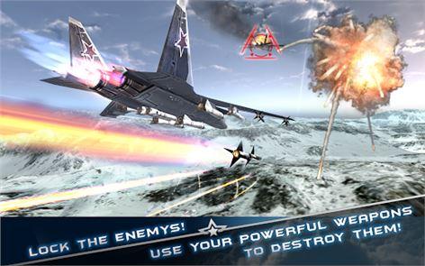 Morden Air Combat(3D) 3