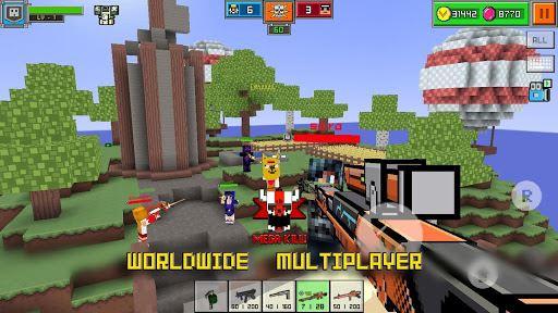 Cops N Robbers – FPS Mini Game 3