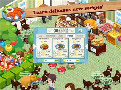 Restaurant Story™ 6