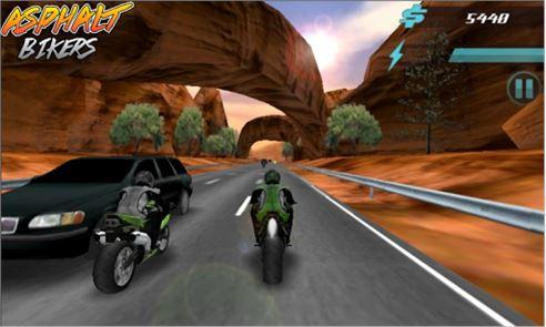 Asphalt Bikers FREE 1