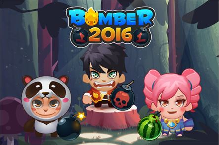 Bomber 2016 – Bomba game 1