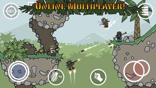 Doodle Army 2 : Mini Militia 1