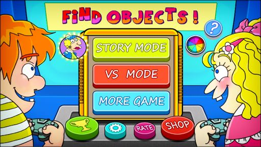 Find Objects 1