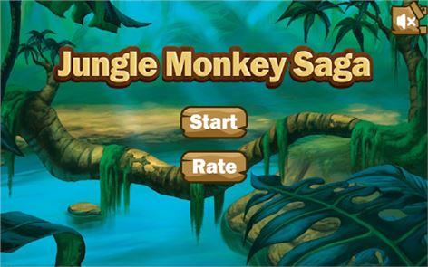 Jungle Monkey Saga 1