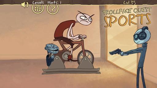 Troll face Quest Sports 2