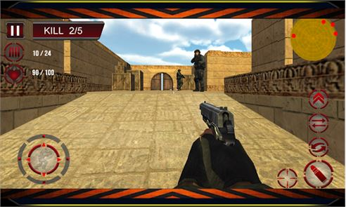 Counter Terrorist Attack 3D 1