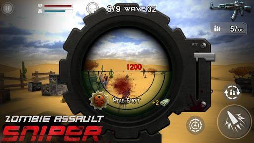 Zombie Assault:Sniper 2