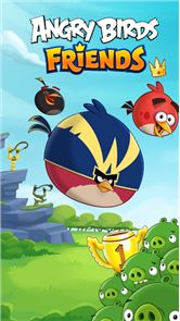 Angry Birds Friends 6