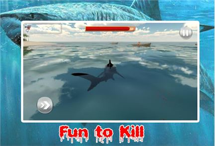 Hungry Shark Attack Simulation 3
