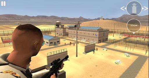Sniper Duty: Prison Yard 6