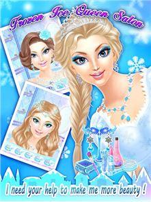Frozen Ice Queen Salon 2