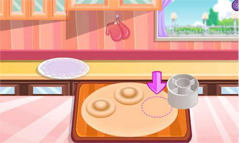 Donuts cooking games 4
