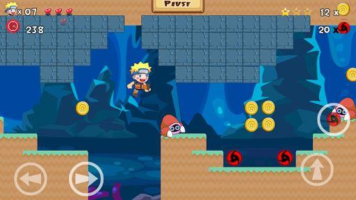 Little Ninja – Platform 6