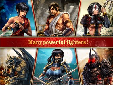 Bladelords – the fighting game 4