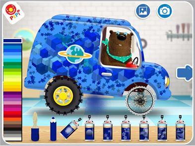 Pepi Garage — Create & Ride 6