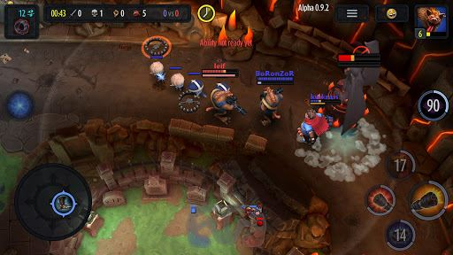 Heroes of SoulCraft – MOBA 2