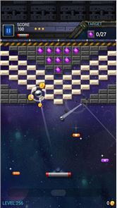 Brick Breaker Star: Space King 6