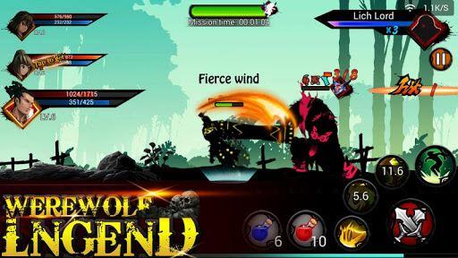 Werewolf Legend 4