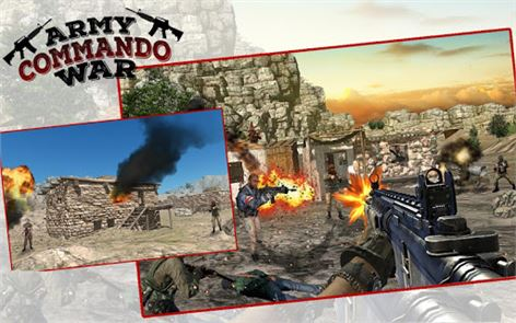 Army Commando War Free 3