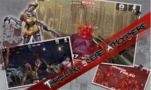Blood Zombies HD 4