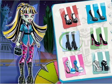 Monster High Frightful Fashion 3