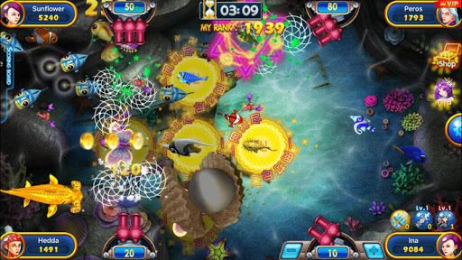Fishing War-Battle of Fish 1