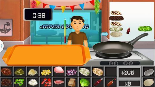 Super Cooking 6