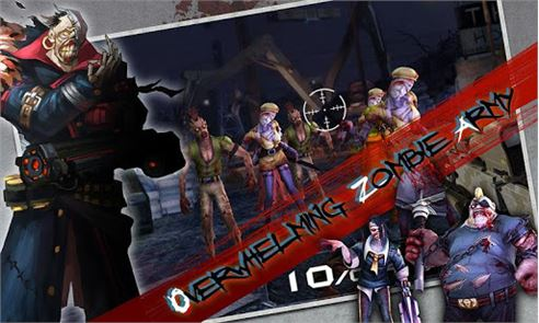 Blood Zombies HD 3