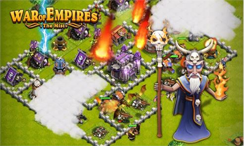 War of Empires – The Mist 5