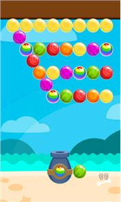 Seaside Bubble Shooter 4