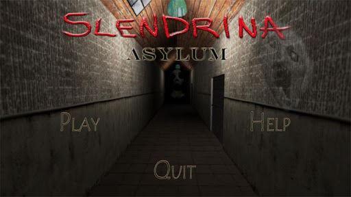 Slendrina: Asylum 1