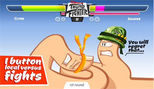 Thumb Fighter 2
