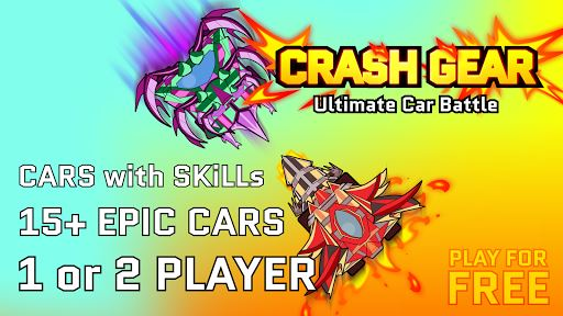 Crash Gear – Car Fighting 1