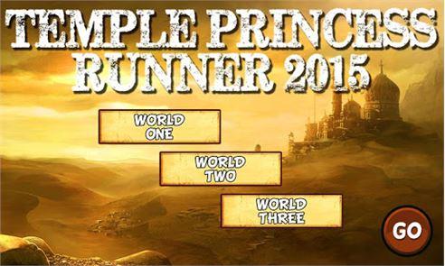 Temple Princess Runner 2016 2