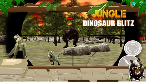 Jungle Dinosaur Blitz 5