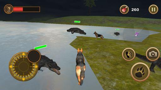 Wild Dog Survival Simulator 5