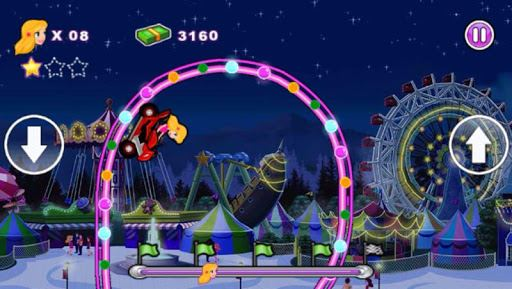Roller Coaster : Thrill Rush 4