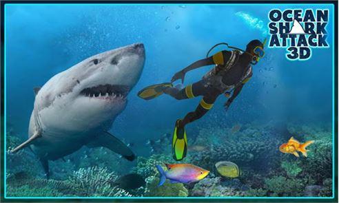 Shark Attack Spear Fishing 3D 5