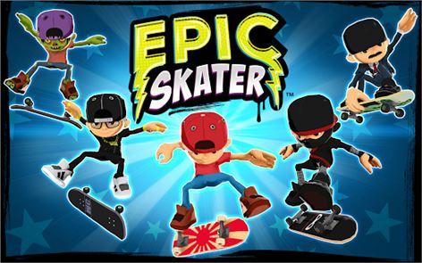 Epic Skater 6